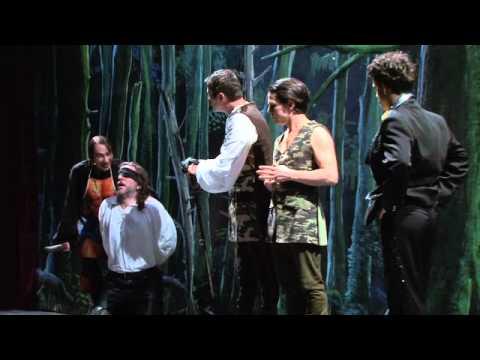 """Extrait de """"Tout est bien qui finit bien"""" : la forêt italienne..."""
