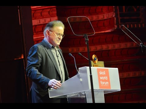Don Henley speaks at the Skoll World Forum 2017 #SkollWF 2017