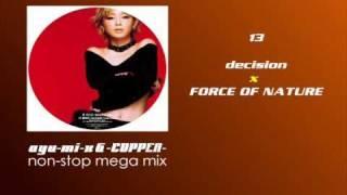 "ayumi hamasaki - ""ayu-mi-x 6 -COPPER-"" non-stop mega mix Part 4"