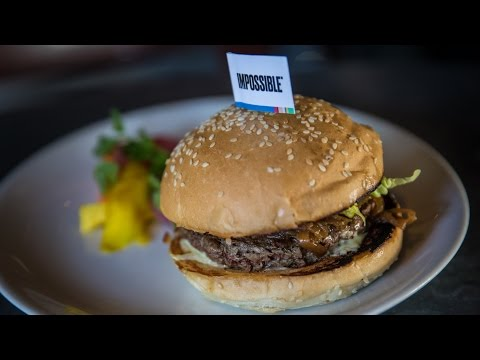 Thumbnail: Adam Savage Cooks the Impossible Burger with Traci Des Jardins!