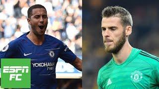 Eden Hazard and David De Gea to exit Premier League? | Transfer Rater