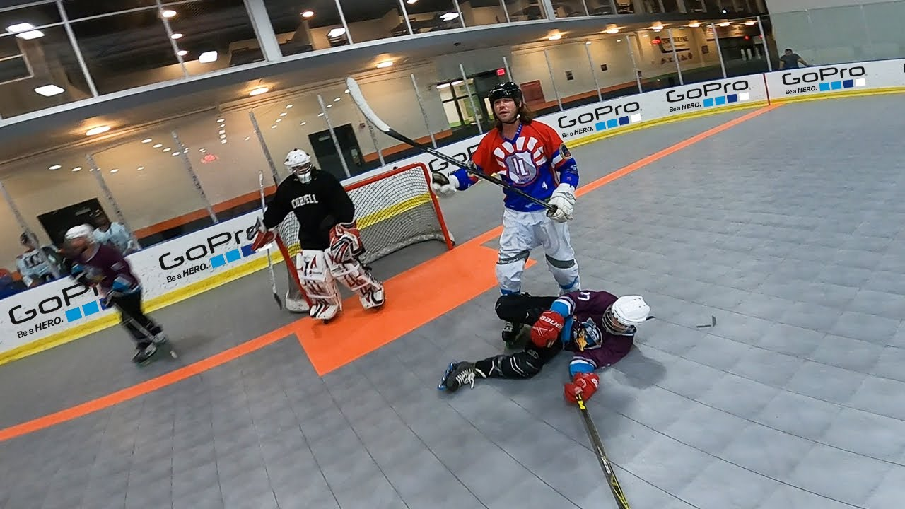 HEATED CHAMPIONSHIP GAME *GOPRO HOCKEY*