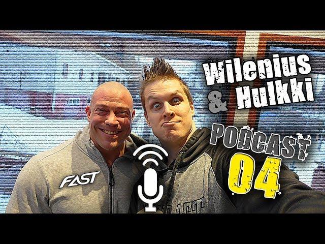 Wilenius & Hulkki PODCAST 04: ruokavalio-special