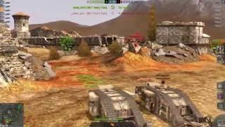 Mk 1* Heavy Tank WoT Blitz + Мастер! ( 2 )