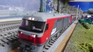 HO 鉄道模型で遊んでみた 北海道編成2