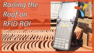 Raising the Roof on RFID ROI - Featuring TracerPlus and the MC9190-Z