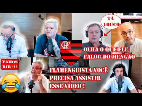 Guerrinha Detona Davi: Flamengo x Grêmio Parte 01