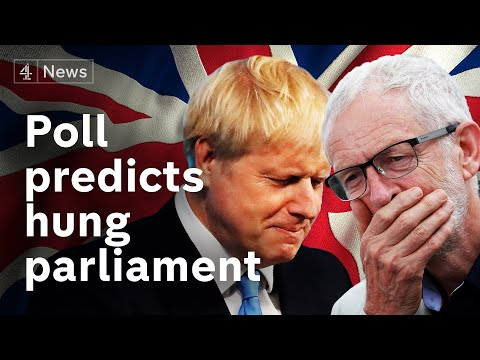 Poll predicts hung parliament after election - with SNP, Lib Dems gaining seats