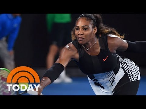 Serena Williams Responds To John McEnroe: 'Respect Me And My Privacy' | TODAY