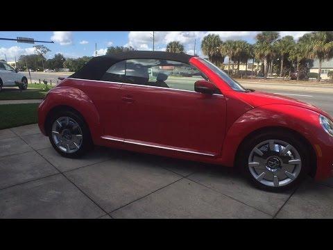 2017 Volkswagen Beetle Convertible Orlando, Sanford, Kissimme, Clermont, Winter Park, FL 70446