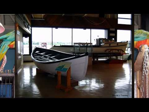 Maritime Museum of the Atlantic Virtual Tour Part One 3D slideshow