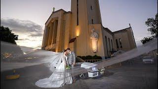 Jay-Jay & Erin | A Wedding at Sto Domingo Church
