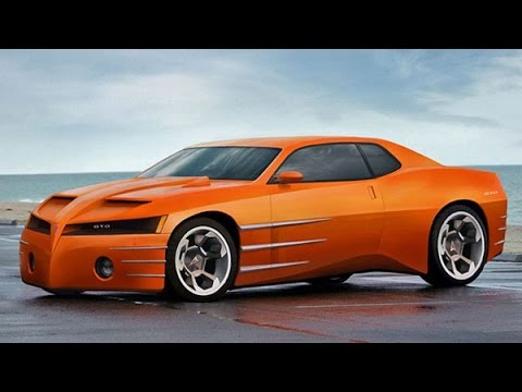 2016 Pontiac Gto Review Rendered Price Specs Release Date