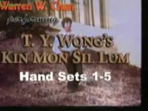 Sil-Lum Kung-Fu by Warren W. Chan