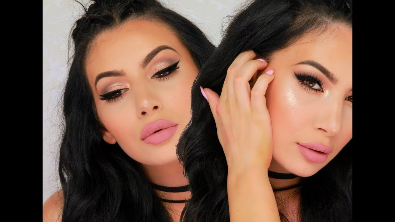 boho chic makeup tutorial jelena peric youtube