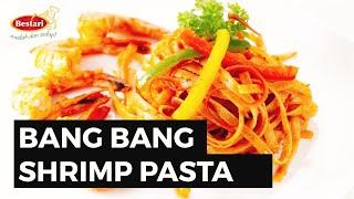 #ResipiBestari 06: Bangbang Shrimp Pasta