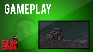 Farming simulator - 9 Monster af en maskine !