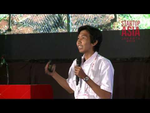 [Startup Asia Jakarta 2014] Arena Battle #3 - iGrow (Indonesia)  *WINNER*