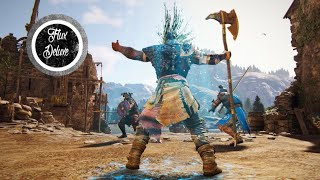 [For Honor] Reputation 50 Raider vs Reworked heroes! 1v1 Duels