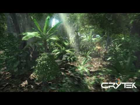 Crysis - Direct X 9 Vs. Direct X 10 Comparison - HD