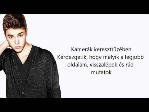 justin bieber idézetek magyarul Justin Bieber   As Long As You Love Me feat. Big Sean (magyar