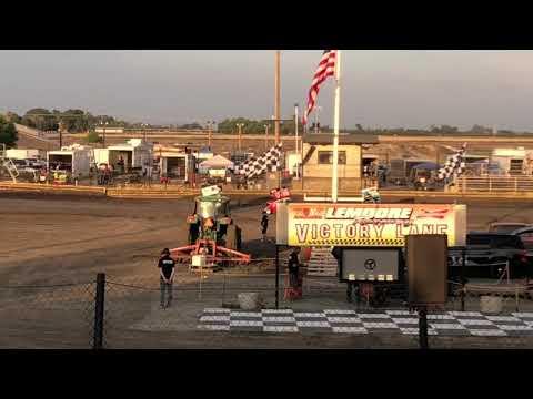 Lemoore Raceway 6/1/19 Jr Sprint Heat 1- Cash