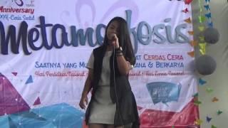 Download lagu Hanin dhiya Fight Song at Bellanova Sentul