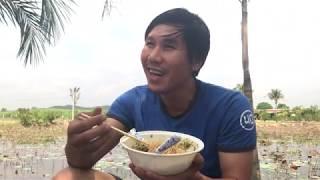 Vlog Real Time 63 # กินอาหารเที่ยง ยำกะหล่ำ เส้นคลุก ผสมรวมกันกินกันหิว