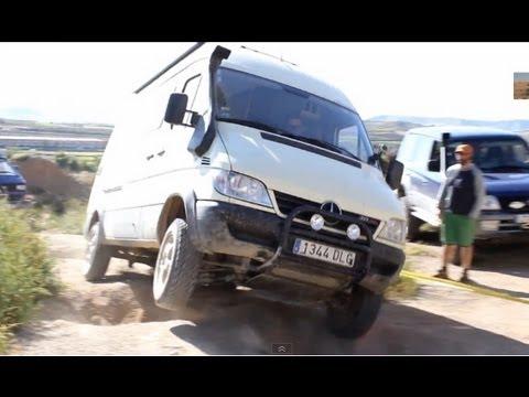 Mercedes Benz Sprinter 4x4 Awd 4wd Iglhaut Youtube