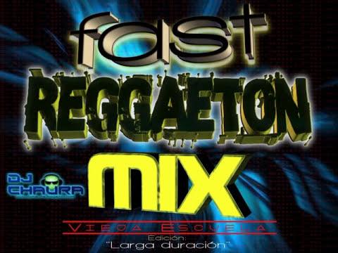 Fast Reggaeton MixOld School - Dj Chaura y Dj Shalo (2014)