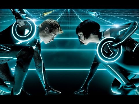 Tron Legacy - Saved By Zero - The Fixx - RexRed