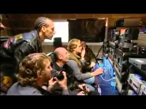 Rio Ferdinand's Merked TV Show - Wayne Ronney