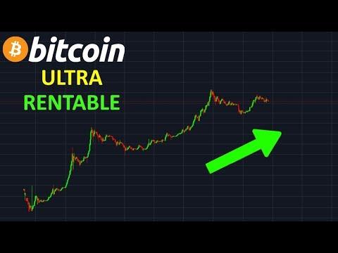 BITCOIN ULTRA RENTABLE, MEILLEUR INVESTISSEMENT !? btc analyse technique crypto monnaie