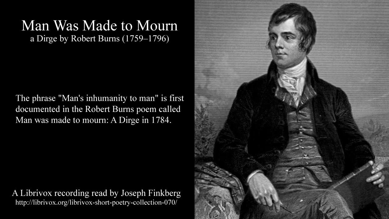 A Poem by Robert Burns