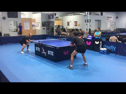 Broward Table Tennis Florida 2018