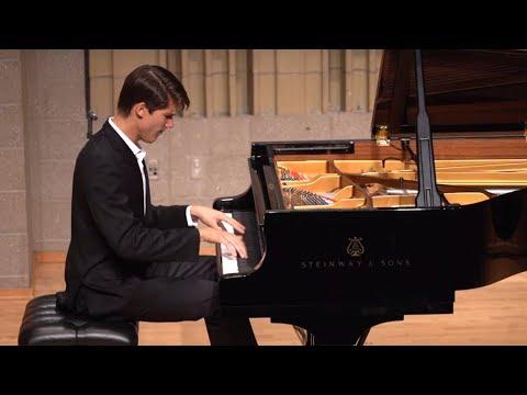 Gold Winner Vladimir Petrov-2019 NTD International Piano Competition Semi-final