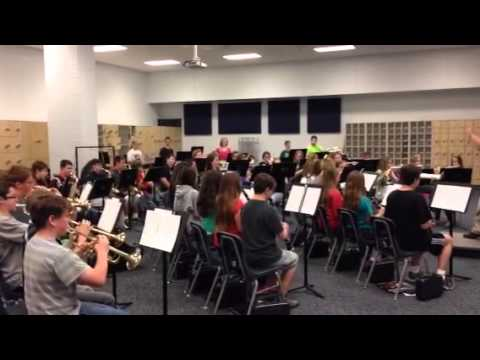 Scottsburg Middle School Spring 2015 Band Concert Preview