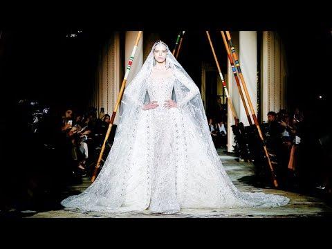 Zuhair Murad | Haute Couture Spring Summer 2018 | Full Fashion Show
