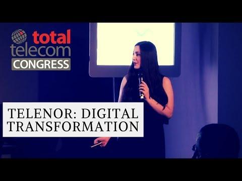 Telenor: Digital Transformation