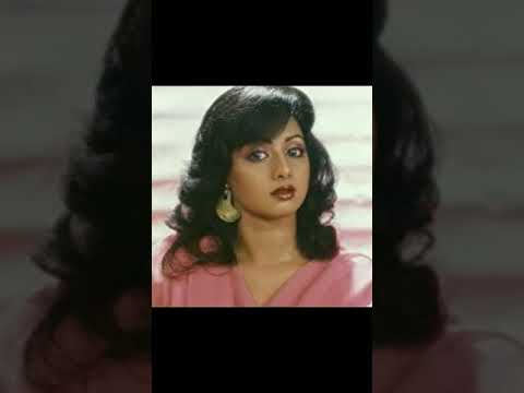 Tribute to legendary icon of India SRIDEVI by Sam. Deeply remembering her from the core of my heart.