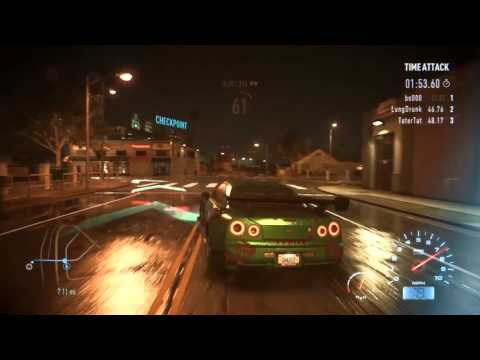 Cross-Town Hustle Time Attack | Eddie's Challenge #5 | Need For Speed 2015