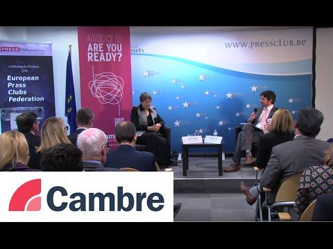 UNDP chief Helen Clark outlines EU's chance to drive development goals