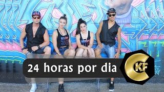Ludmilla - 24 Horas Por Dia | Coreografia | CKF