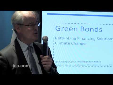 Sean Kidney - Green Bonds: Rethinking the Financing Solution
