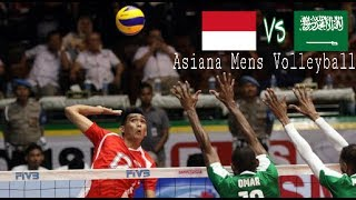 Download Video Indonesia vs Saudi Arabia .set 2 . Asians Mens volleyball 2017 MP3 3GP MP4