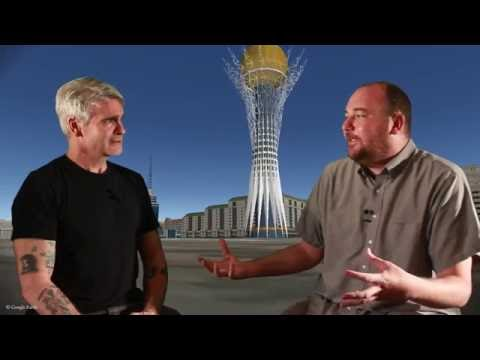 White Marbleade: A Conversation About Central Asia with Henry Rollins + Andrew Kovacs