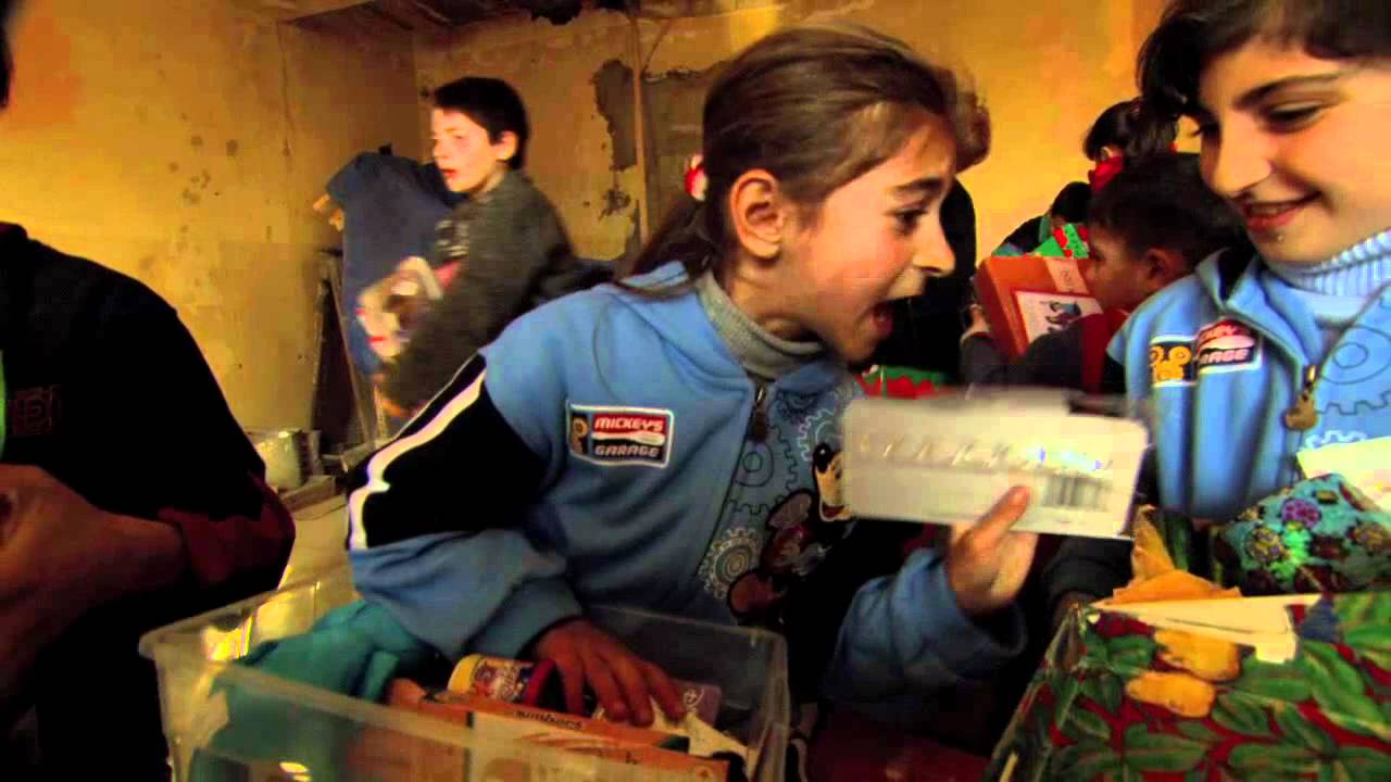 Georgia Girl is Excited About Her Shoebox - Operation Christmas ...