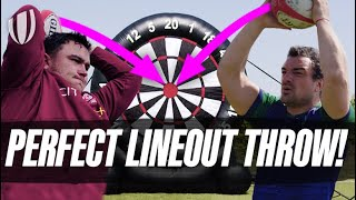 The world's BIGGEST Darts match 🎯  | Ultimate Rugby Challenges