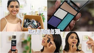 Under Rs 300 Make-up products - Affordable Makeup | Budget Beauty | SuperWowStyle Prachi