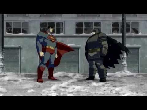 Бэтмен против супермена мультфильм смотреть онлайн 720